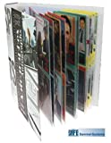 SAFE 7927 SAMMELORDNER ALBUM AUTOGRAMMKARTENALBUM DIN A4 (leer) - PLATZ FÜR ca. 75 HÜLLEN Nr. 5471 = BIS 600 AUTOGRAMMKARTEN - FOTOS -