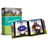 Leuchtturm Autogrammkartenalbum mit Fußball-Motiven | Sammelalbum für Autogrammkarten z.B. der Fußball-Stars